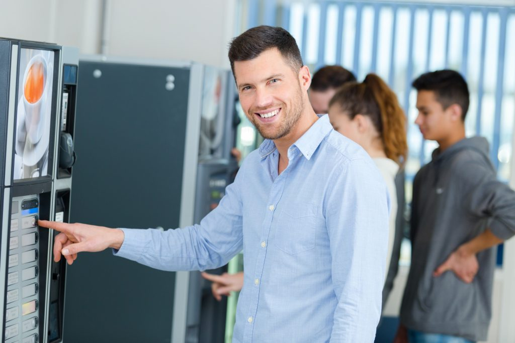 vending technology in san diego break rooms