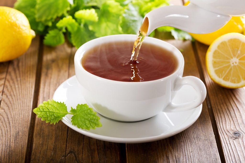 Caffeinated Tea Options in San Diego