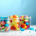 Candy on San Diego Break Room Menu