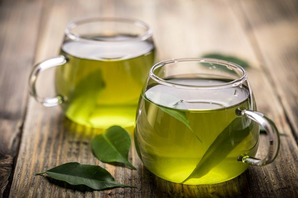 Green Tea in San Diego