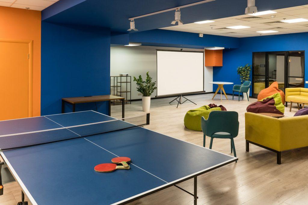 Subsidized Break Room Benefits in San Diego