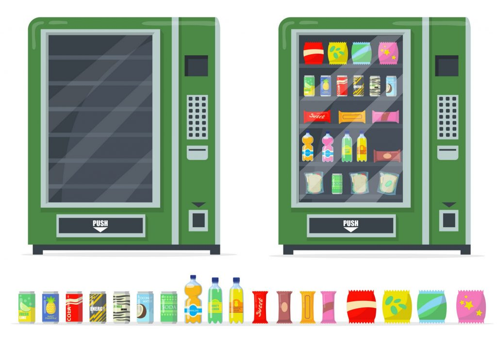 Vending Machine Technology | Green Equipment | San Diego Vending Service | Workplace Refreshment Services