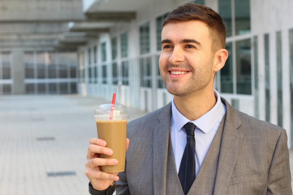 San Diego Health and Wellness | Cold Brew Coffee Products | Break Room
