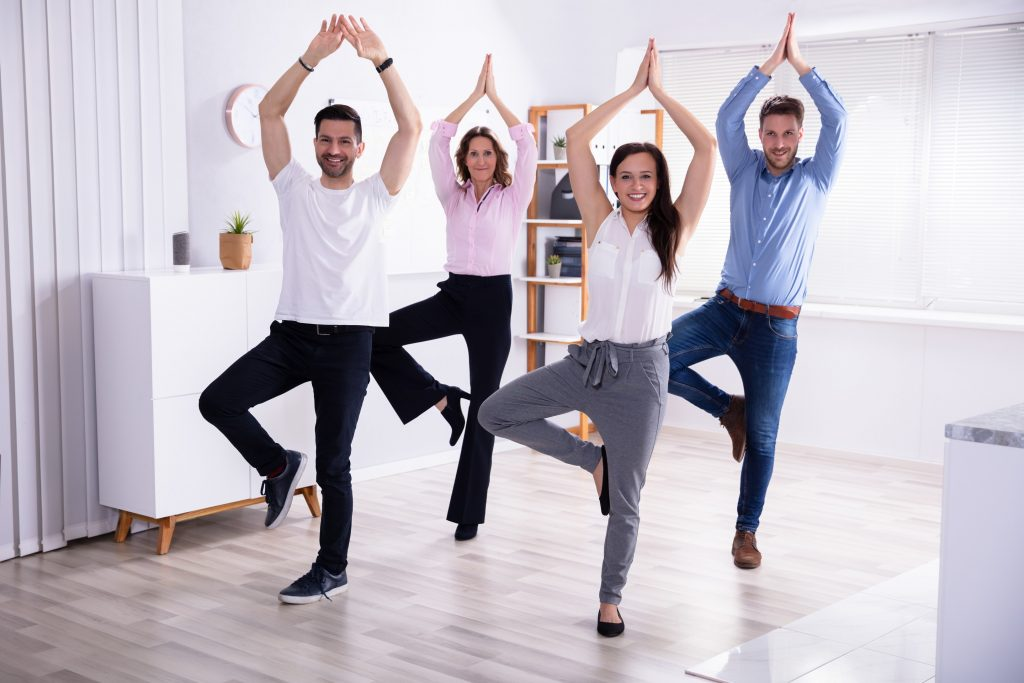 San Diego Company Culture | Healthy Options | Health and Wellness | Employee Satisfaction