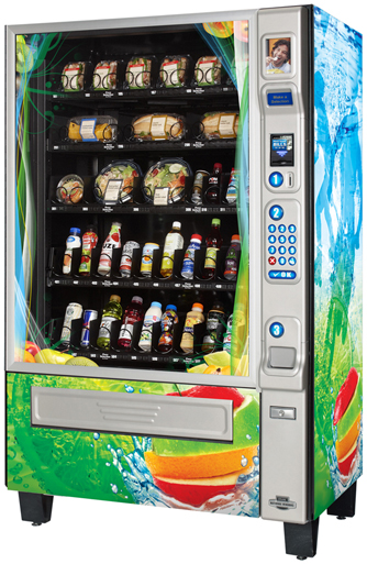 Marketing Your Own Vending Machine Business
