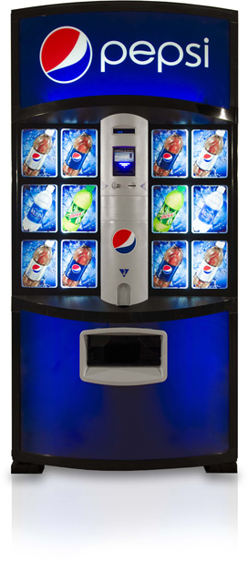 self serve water vending machine