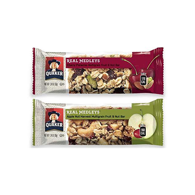 Quaker medley bars